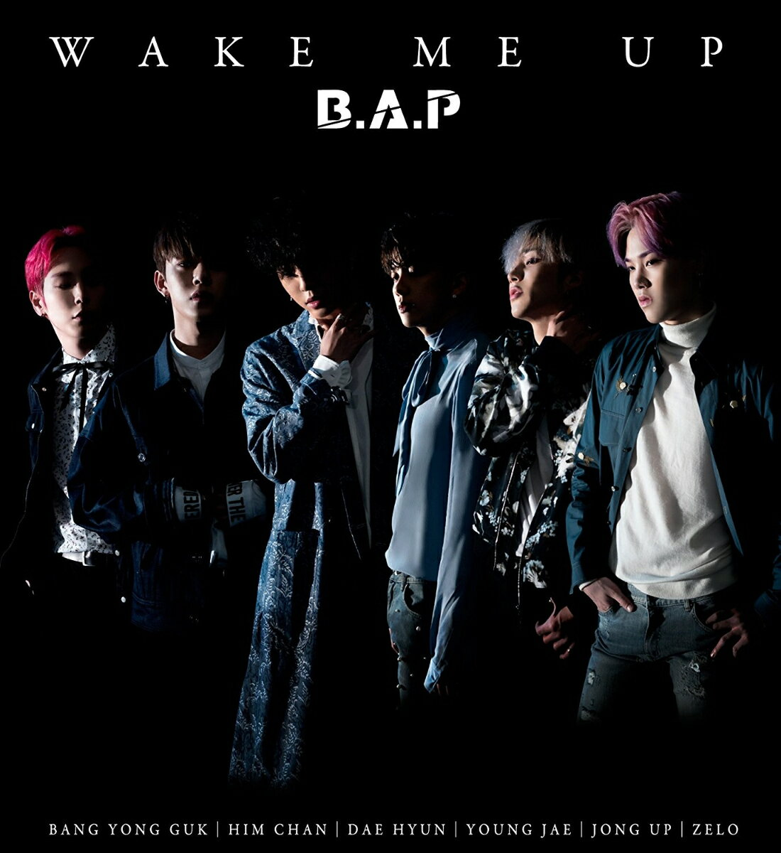 WAKE ME UP (Type-A CD+DVD) [ B.A.P ]