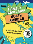 My Family Travel Map - North America