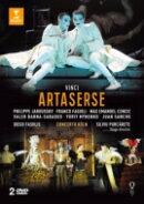 【輸入盤】歌劇『アルタセルセ』全曲 プルカレーテ演出、ファソリス&コンチェルト・ケルン、ジャルスキー、ツェン…