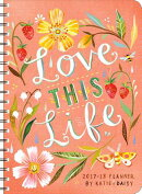 Katie Daisy 2017-18 On-The-Go Weekly Planner