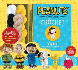 Peanuts Crochet PEANUTS CROCHET (Crochet Kits) [ Kristen Rask ]
