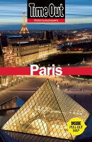 Time Out Paris [With Pull-Out Map]