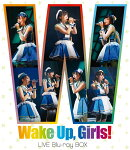 Wake Up,Girls! LIVE Blu-ray BOX【Blu-ray】