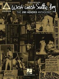 West Coast Seattle Boy: The Jimi Hendrix Anthology WEST COAST SEATTLE BOY JIMI HE (Guitar Recorded Versions) [ Jimi Hendrix ]