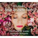 【輸入盤】9つのドイツ・アリア マリー・フリーデリケ・シェーダー、バツドルファー・ホーフカペレ