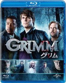 GRIMM/グリム シーズン1 バリューパック【Blu-ray】 [ デヴィッド・ジュントーリ ]