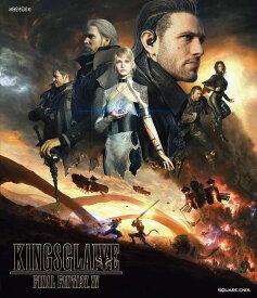 KINGSGLAIVE FINAL FANTASY XV【Blu-ray】 [ 綾野剛 ]