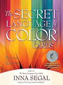 The Secret Language of Color Cards [With Paperback Book] CD-SECRET LANGUAGE OF COL-45PK [ Inna Segal ]