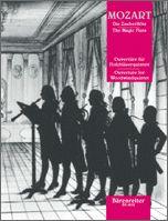 【輸入楽譜】モーツァルト, Wolfgang Amadeus: オペラ「魔笛」序曲/木管五重奏用編曲