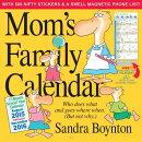 Mom's Family Wall Calendar