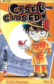 Case Closed, Volume 1 CASE CLOSED V01 (Case Closed) [ Gosho Aoyama ]