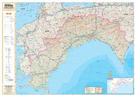 スクリーンマップ高知県 (分県地図)