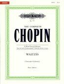 【輸入楽譜】ショパン, Frederic-Francois: ワルツ集/原典版 (新批判版)