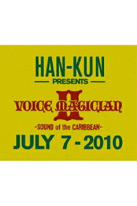 VOICE_MAGICIAN_2〜SOUND_of_the_CARIBBEAN〜
