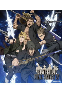 BROTHERHOODFINALFANTASYXV