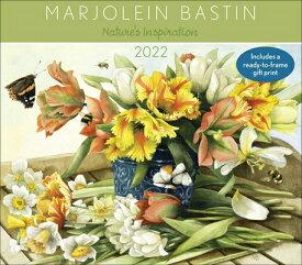 Marjolein Bastin Nature's Inspiration 2022 Deluxe Wall Calendar with Print MARJOLEIN BASTIN NATURES INSPI [ Marjolein Bastin ]