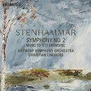 【輸入盤】交響曲第2番、『夢の劇』組曲 クリスティアン・リンドベルイ&アントワープ交響楽団