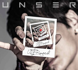 UNSER (初回限定盤B CD+DVD) [ UVERworld ]