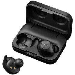 【57%OFFタイムセール】JABRA ELITE SPORT 4.5 BLACK (完全ワイヤレス Bluetooth スポーツイヤホン)