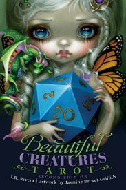 Beautiful Creatures Tarot, 2nd Edition BEAUTIFUL CREATURES TAROT REV/ [ J. R. Rivera ]