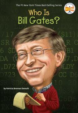 WHO IS BILL GATES?(B)【バーゲンブック】