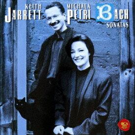 RCA Red Seal THE BEST 46::バッハ:リコーダー・ソナタ集 BWV1030-1035 [ ペトリ&キース・ジャレット ]