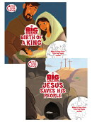 The Birth of a King/Jesus Saves His People