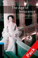 Oxford Bookworms Library Stage 5 The Age of Innocence CD Pack【バーゲンブック】