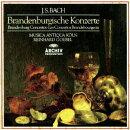 J.S.バッハ:ブランデンブルク協奏曲[全曲] 三重協奏曲BWV1044