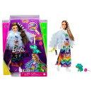 バービー(Barbie) ファッションアップ レインボードレス 【着せ替え人形】【ドール&アクセサリー】【3歳~】 GYJ78