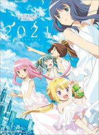 TVアニメ マギアレコード 魔法少女まどか☆マギカ外伝A(2021年1月始まりカレンダー)