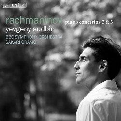 【輸入盤】ピアノ協奏曲第2番、第3番 エフゲニー・スドビン、サカリ・オラモ&BBC交響楽団