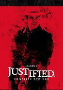 JUSTIFIED 俺の正義 シーズン6 コンプリートDVD-BOX