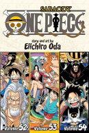One Piece: Omnibus, Volume 18: Includes Vols. 52, 53 & 54