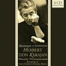 【輸入盤】交響曲全集 ヘルベルト・フォン・カラヤン&ベルリン・フィルハーモニー管弦楽団(1960年代)(6CD)