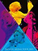 TAEMIN ARENA TOUR 2019 〜X(TM)〜 初回限定盤 Blu-ray【Blu-ray】