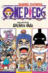 One Piece (Omnibus Edition), Vol. 19: Includes Vols. 55, 56 & 57