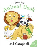LIFT-THE-FLAP:ANIMAL BOOK(P)