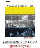 【先着特典】NIAGARA CONCERT '83 (初回限定盤 2CD+DVD) (ナイアガラ特製B5クリアファイル付き)