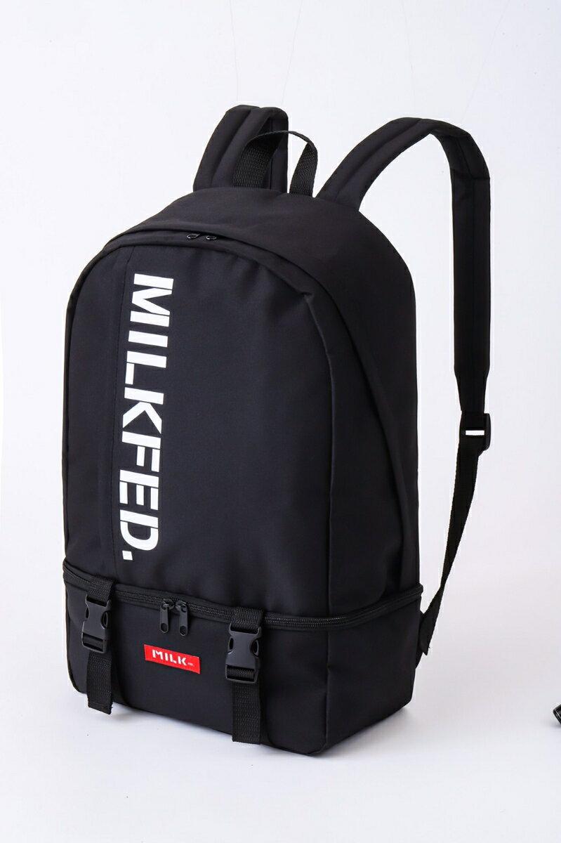 MILKFED. BIG BACKPACK BOOK ([バラエティ])