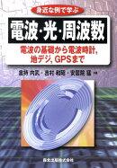 身近な例で学ぶ電波・光・周波数