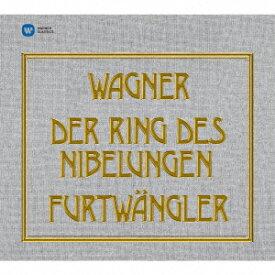 ワーグナー:楽劇「ニーベルングの指環」全4部作 [ フルトヴェングラー イタリア放送交響楽団 ]