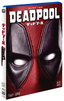 デッドプール 2枚組ブルーレイ&DVD(初回生産限定)【Blu-ray】