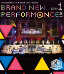 THE IDOLM@STER MILLION LIVE! 5thLIVE BRAND NEW PERFORM@NCE!!! LIVE Blu-ray DAY1【Blu-ray】