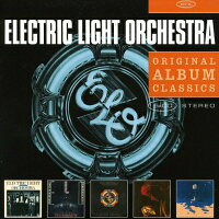 【輸入盤】OriginalAlbumClassics(Ltd)[ElectricLightOrchestra(E.L.O.)]