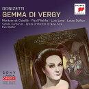 【輸入盤】歌劇『ヴェルジーのジェンマ』全曲 イヴ・クェラー&ニューヨーク・オペラ管、モンセラート・カバリエ、…