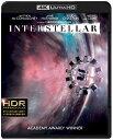 インターステラー(4K ULTRA HD+ブルーレイ)(3枚組)【4K ULTRA HD】 [ マシュー・マコノヒー ]