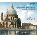 【輸入盤】『ヴェネツィアのフルート協奏曲集〜ヴィヴァルディ、ガルッピ、アルビノーニ』 フランク・トインス、レ…