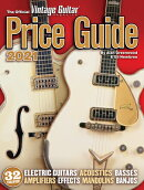 The Official Vintage Guitar Magazine Price Guide 2021