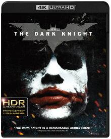 ダークナイト(4K ULTRA HD+ブルーレイ)(3枚組)【4K ULTRA HD】 [ クリスチャン・ベール ]